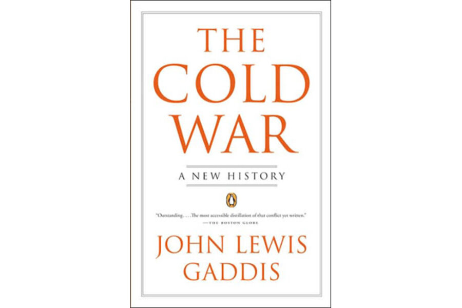 Review Perils Of Reading History >> Classic Review The Cold War A New History Csmonitor Com