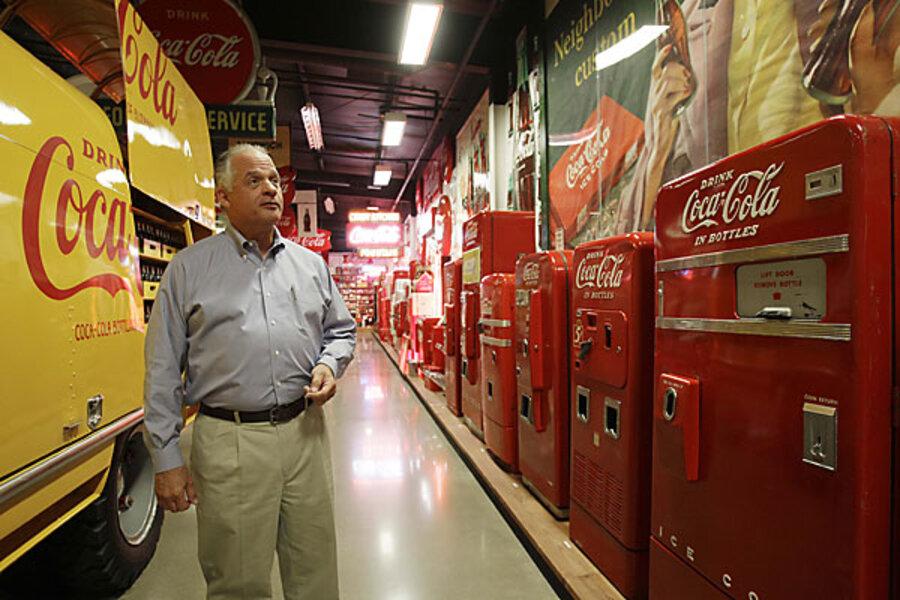 Coca Cola Collection Memorabilia