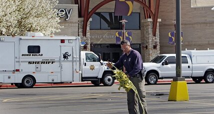 Failed shopping mall bomb on anniversary of Columbine. Any connection?