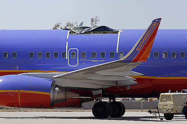 Fuselage Cracks Is The Problem With Southwest Airlines Or
