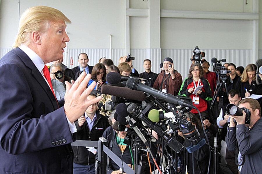 Birth Certificate Released Did Donald Trump Just School President