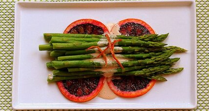 Asparagus recipe: Asparagus with sauce maltaise