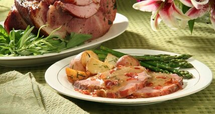 Two recipes for Easter ham