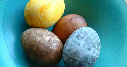 Celebrate Earth Day with natural Easter egg dyes