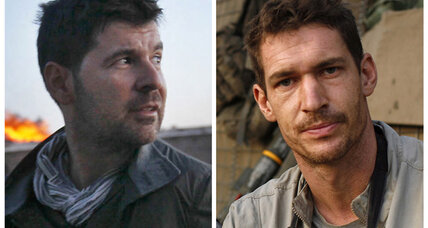 Hetherington, Hondros, and the risks journalists take
