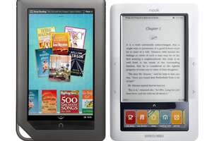 NOOK Color/Tablet - View apps