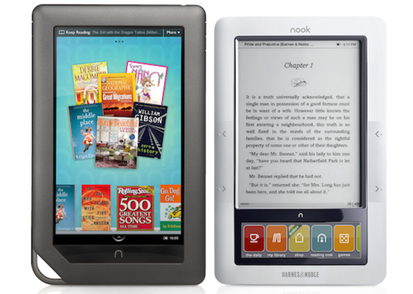 Nook Color Update Includes App Store Flash Capability