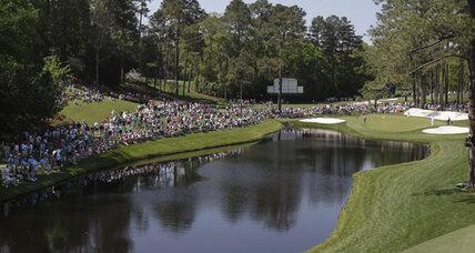 Masters 2011 golf tournament quiz: The back nine