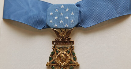A fake Medal of Honor or Purple Heart: Is it free speech?