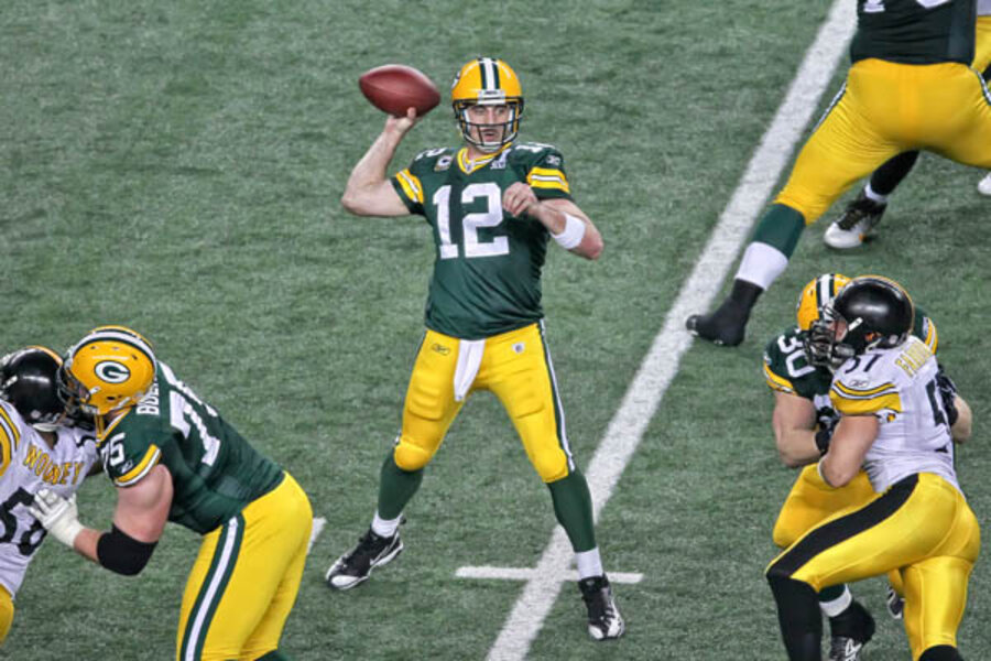 Aaron Rodgers - CSMonitor.com bf04ae555