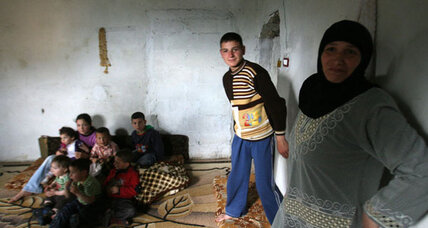 Refugees recount brutal crackdown in western Syria