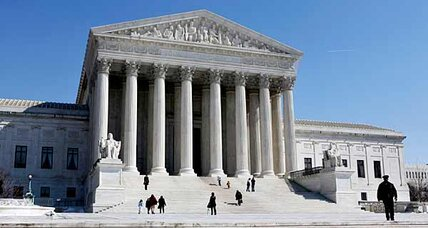 Supreme Court steps into White House-Congress feud over Jerusalem status