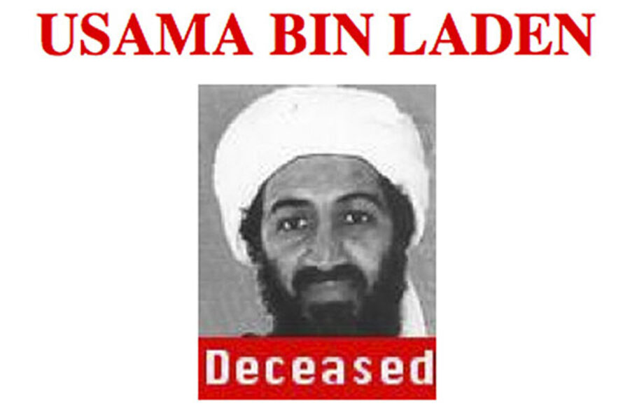 FBI Most Wanted list updated to reflect bin Laden's death