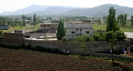 Osama bin Laden's compound: 4 oddities