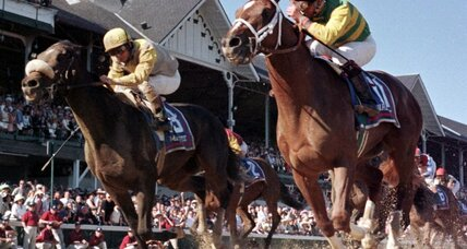 Kentucky Derby 2011: Five fantastic finishes of the past