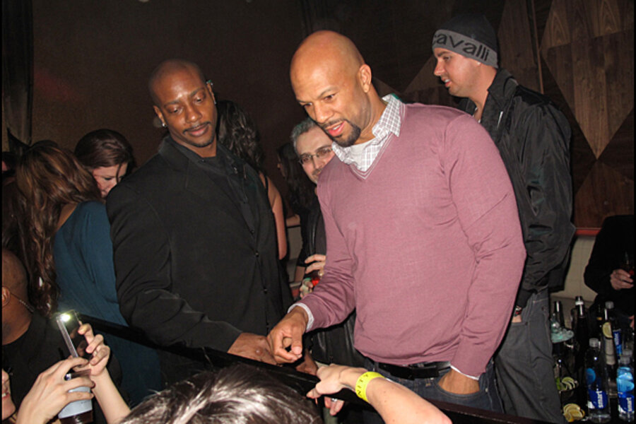 Rapper Common Should He Be Disinvited From Obama Poetry