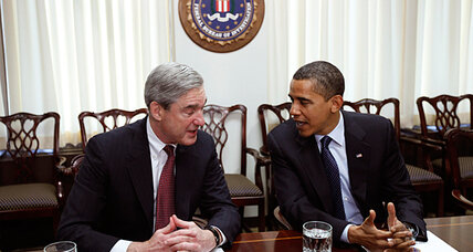 Obama to keep Mueller at FBI for 'continuity,' as other security chiefs shift