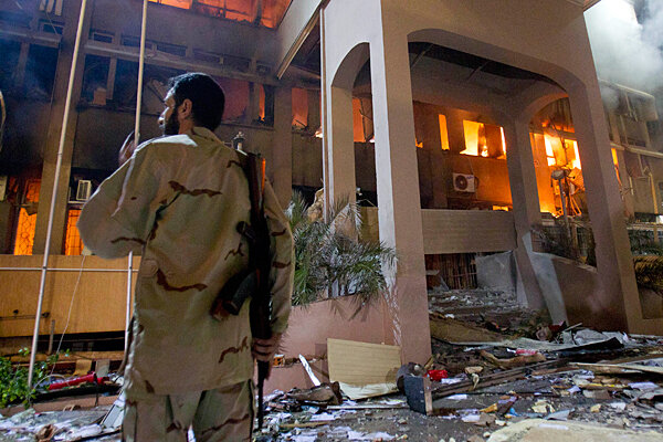 How ICC warrants could change NATO strikes in Libya