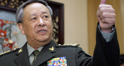 Chinese military leaders visit US. What do they want?