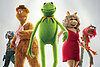 Bear Left, Right Frog: New Teaser Movie Poster for Disney's 'The Muppets'