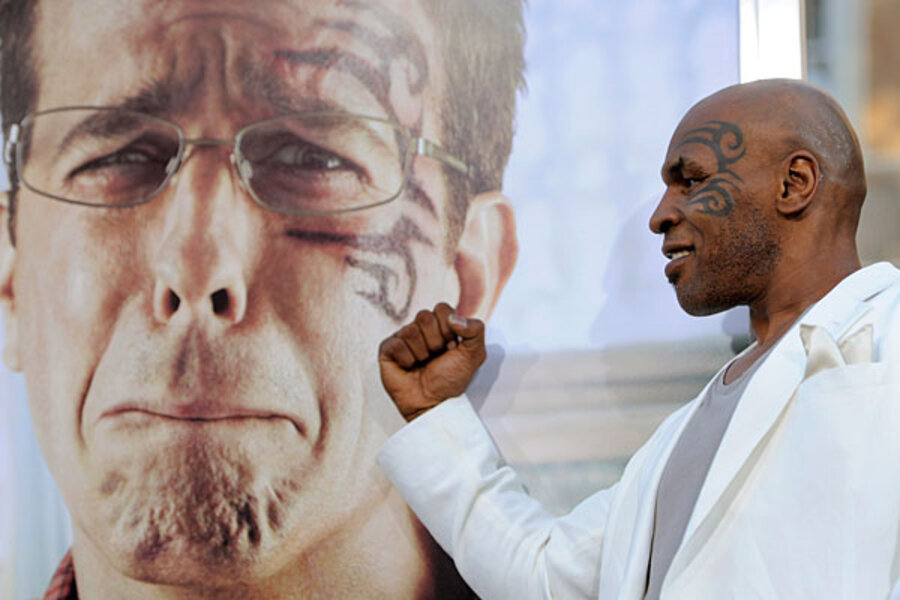 a22de7ddb4776 Tyson Tattoo: Why The Hangover II is getting sued by Mike Tyson's tattoo  artist