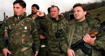 After Ratko's arrests, a look back at the Srebenica massacre