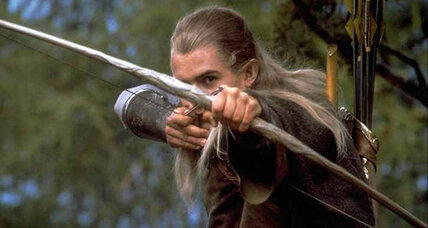 Orlando Bloom will return in 'The Hobbit'