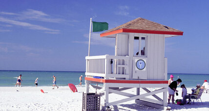 Top 10 beaches in America named by 'Dr. Beach'