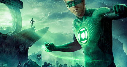 Ryan Reynolds in 3D theatrical trailer for 'Green Lantern'