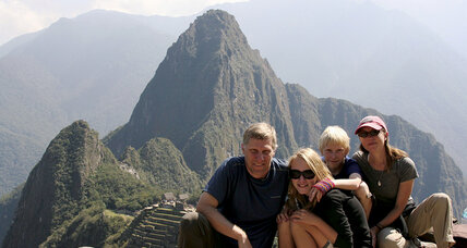 The Eat, Pray, Love effect: How families finance adventure travel