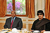 Is Jacob Zuma Qaddafi's only hope?