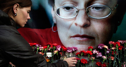 Anna Politkovskaya's family dismisses arrest in journalist's murder
