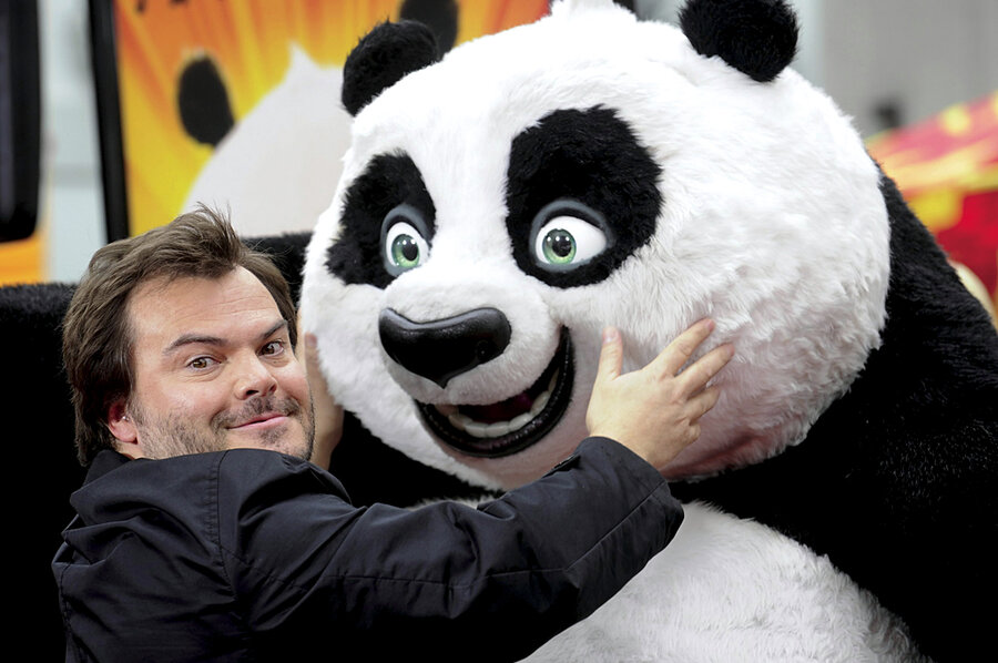 Kung Fu Panda 2 Hollywood Works Harder To Win Chinese Audiences Csmonitor Com