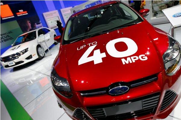 Fuel efficient cars drive US sales surge CSMonitor