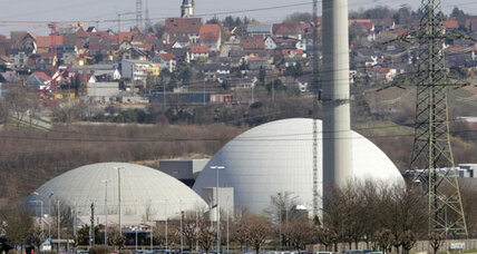 Germany turns back on nuclear power