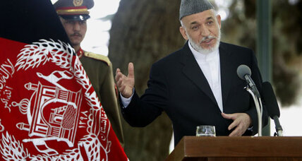 Karzai gives US ultimatum on civilian deaths