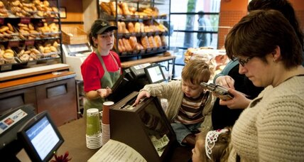 Panera Bread lets diners 'pay what you can'