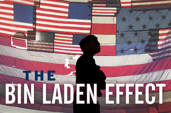 impact of 9 11 and bin laden's Admitted mastermind of 9/11 attacks plays down role of osama bin laden son-in-law by adam goldman by adam goldman march 17.