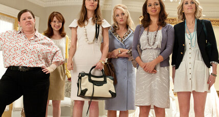 Kristen Wiig stars in 'Bridesmaids': movie review