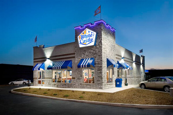 The White Castle Fast Food