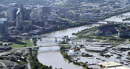 Five of the costliest US river floods