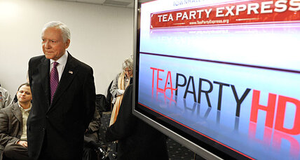 GOP candidates in the Tea Party crosshairs