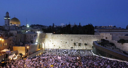 Jerusalem Day: Why the Holy City is at the crux of the peace process