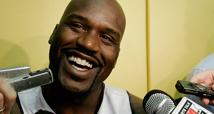 Shaquille O'Neal: basketball's larger-than-life big man calls it a career