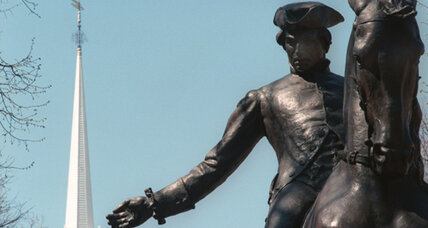 Sarah Palin says she's right about Paul Revere. Is that wrong?