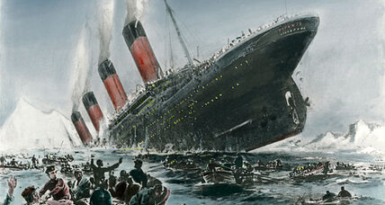 Titanic II embarks on maiden voyage, lives up to its name