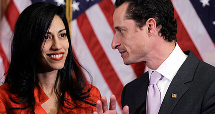 Huma Abedin and wronged political wives: few options, hard choices