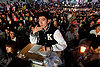 South Korean students protest rising college tuition