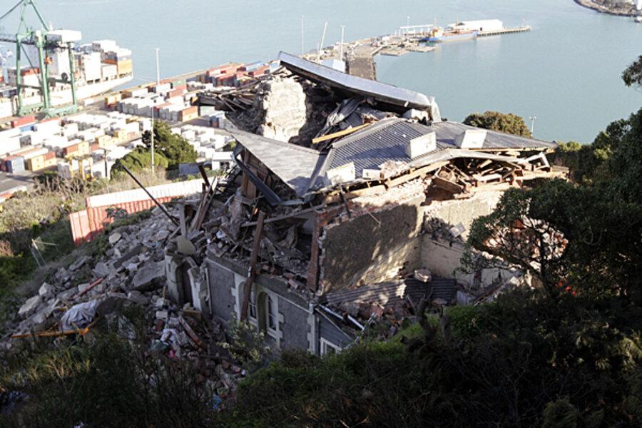 Christchurch Wallpaper: New Zealand Earthquake Rocks Christchurch Rebuilding Hopes