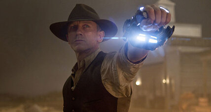 Jon Favreau's 'Cowboys & Aliens' will premier at Comic-Con International